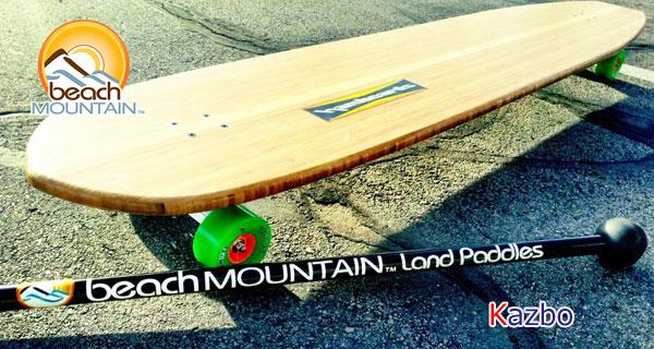Beach Mountain Land Paddle 販売開始